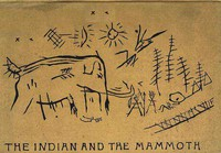 Cover of The Lenape Stone; or, The Indian and the Mammoth