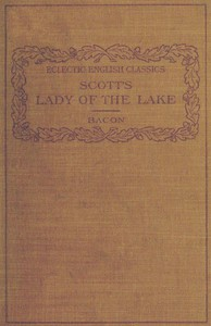 Scott's Lady of the Lake