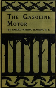 Cover of The Gasoline Motor