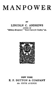 Cover of Manpower