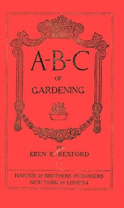 Cover of A-B-C of Gardening