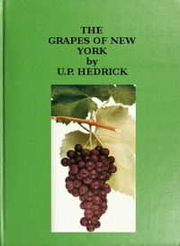 Cover of The Grapes of New York