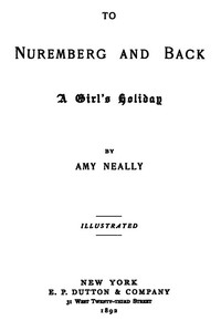 To Nuremberg and Back: A Girl's Holiday
