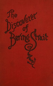 Cover of Vitus Bering: the Discoverer of Bering Strait