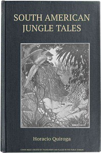 Cover of South American Jungle Tales