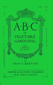 Cover of A-B-C of Vegetable Gardening