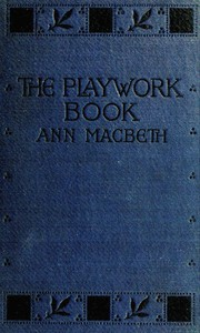 Cover of The Playwork Book