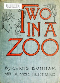 Cover of Two in a Zoo