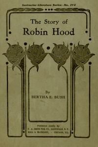 Cover of Stories of Robin Hood