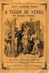 Cover of A Vision of Venus; Or, A Midsummer-Night's Nightmare
