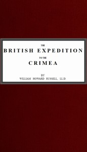 Cover of The British Expedition to the Crimea