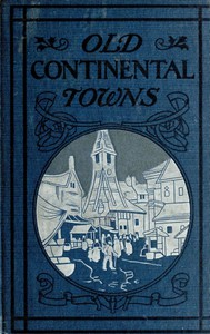 Cover of Old Continental Towns