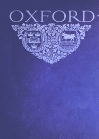 Cover of Oxford and Its Story