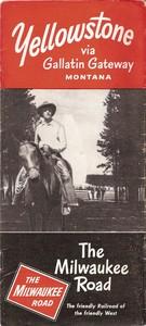 Cover of Yellowstone via Gallatin Gateway Montana