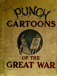Cover of Punch Cartoons of the Great War