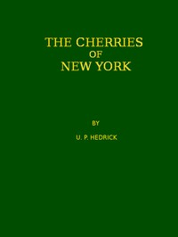 Cover of The Cherries of New York