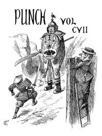 Cover of Punch, or the London Charivari Volume 107, September 22nd, 1894