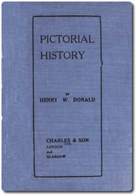 Cover of A Handbook of Pictorial History