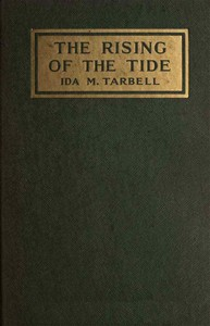 The Rising of the Tide: The Story of Sabinsport