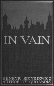 Cover of In Vain