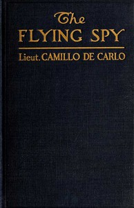 Cover of The Flying Spy