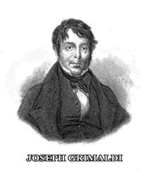 Cover of Memoirs of Joseph Grimaldi