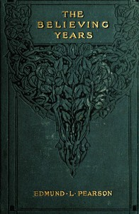 Cover of The Believing Years