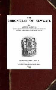 Cover of The Chronicles of Newgate, vol. 2/2