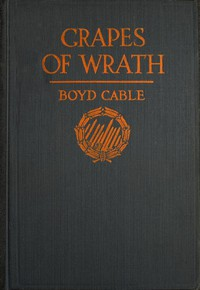 Cover of Grapes of wrath