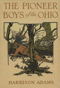 Cover of The Pioneer Boys of the Ohio; or, Clearing the Wilderness