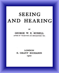 Cover of Seeing and Hearing