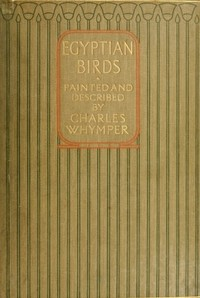Cover of Egyptian BirdsFor the most part seen in the Nile Valley