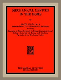 Cover of Mechanical Devices in the Home