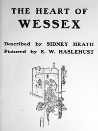 Cover of The Heart of Wessex