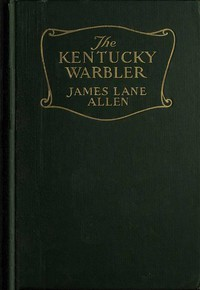 Cover of The Kentucky Warbler