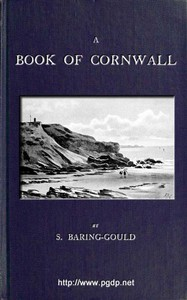 Cover of A Book of Cornwall