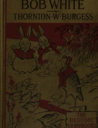 Cover of The Adventures of Bob White