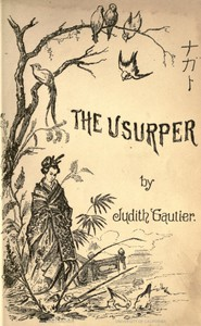 Cover of The Usurper: An Episode in Japanese History
