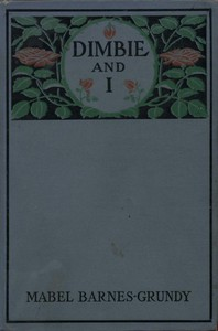 Cover of Dimbie and I—and Amelia