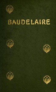 Cover of Charles Baudelaire, His Life