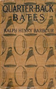 Cover of Quarter-Back Bates
