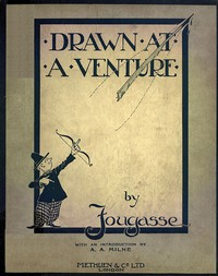 Cover of Drawn at a Venture: A Collection of Drawings