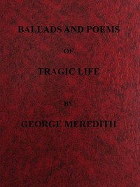 Cover of Ballads and Poems of Tragic Life