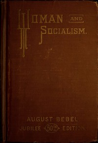 Cover of Woman and Socialism