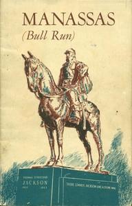 Cover of Manassas (Bull Run) National Battlefield Park, Virginia