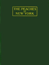 Cover of The Peaches of New York