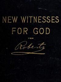 New Witnesses for God (Volume 2 of 3)