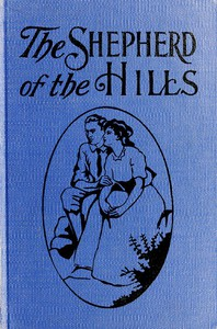Cover of The Shepherd of the Hills