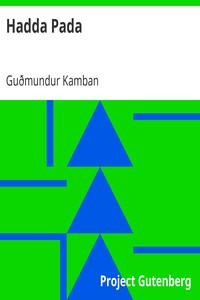 Cover of Hadda Pada