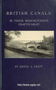 British Canals: Is their resuscitation practicable?